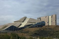 @peisenman City of Culture, Galicia, Spain. By Peter Eisenman #PeterEisenman #Eisenman #Modernism