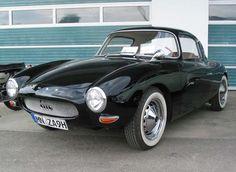 """'54 Auto-Union Monza DKW """"3=6"""" Lamborghini"""