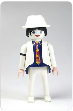 Playmobil Michael Jackson..
