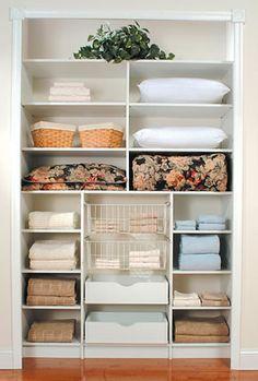 Reach In Closet Design More