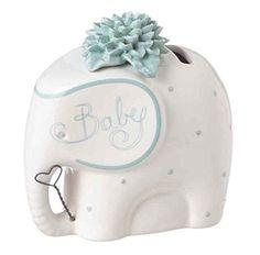 Blue Baby Elephant Piggy Bank Midwest-CBK http://www.amazon.com/dp/B01AFS9RFK/ref=cm_sw_r_pi_dp_Brr5wb0G1FMAG