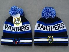 NRL Knit Hats 029 PANTHERS Beanies Hats 8112! Only $7.90USD