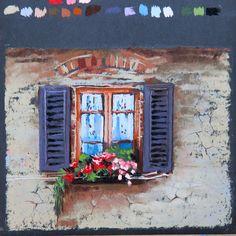 Курс пастельной живописи с Еленой Таткиной