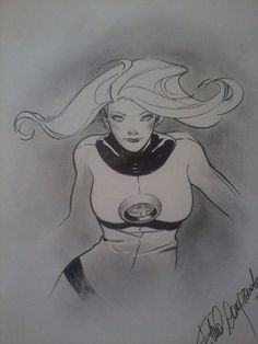 Invisible Woman comicon sketch 2012 by elena-casagrande on DeviantArt Comic Book Characters, Marvel Characters, Comic Books, Invisible Woman, Marvel Comics Art, Comics Girls, Fantastic Four, Silver Age, Rogues