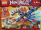 Discontinued 2521 Lego Ninjago Lightning Dragon Battle New In Box!