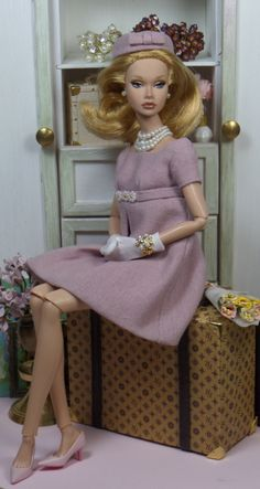 Swinging Softly | Matisse Fashions and Doll Patterns