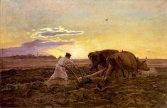 Orka.Józef Chełmoński   1849 - . 1914
