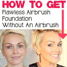 kandeej.com: How To Get Airbrush Perfect Skin Without An Airbrush