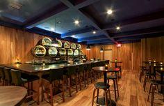 Bourbon, scotch and Japanese single malts pair well with pub grub