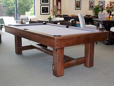 A Olhausen Breckenridge Pool Table by Olhausen Billiards : Buy Online at Robbies Billiards