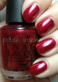 OPI You Only Live Twice