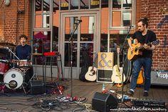 Bender & Schillinger bei den Knust Acoustics 2016 - Soundhelden | Hamburgs Musikpinnwand