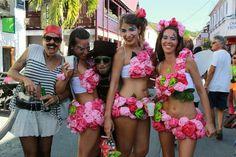 Carnival 🎡  St Barth's 🇧🇱
