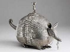 Armadillo Teapot