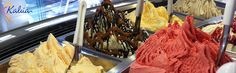 En la heladería Kalúa que tú elijas encontrarás sabores de temporada elaborados con las mejores frutas de estación.