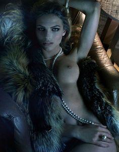 'The Goddesses' By Fabien Baron For Interview Magazine September 2013 - 2 Anne Enke's Sensual Rebel Blog - Anne of Carversville Women's News