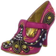 Irregular Choice (of course) heels