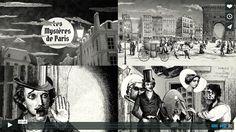 Pohyblivá inšpirácia – LES MYSTERES de PARIS – teaser - https://detepe.sk/pohybliva-inspiracia-les-mysteres-de-paris-teaser/