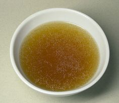 Making bone broth is easy. Use this as a rough guide, and don't be nervous about doing it wrong. The broth will be a little different each time you make it.