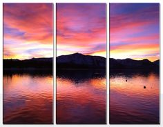 Triptych Photo Canvas, Snappy Canvas