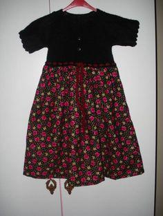 örgülü pazen elbise