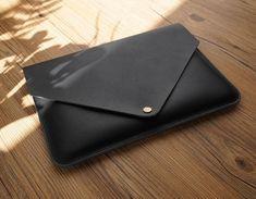 Leather sleeve for 2018 new Macbook air 13 inch macbook pro | Etsy Macbook Pro 13, New Macbook Air, Macbook Air Cover, Macbook Air 13 Inch, Leather Engraving, Dell Laptops, Macbook Sleeve, Ipad Mini, Staple Pieces
