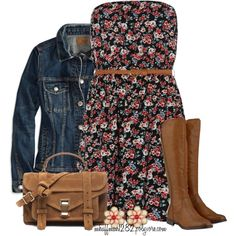 Flowers, created by mhuffman1282 on Polyvore
