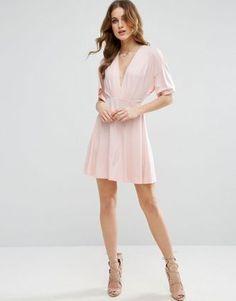 ASOS Kimono Mini Dress   ASOS