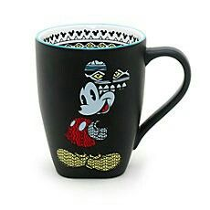 Mickey Mouse Matte Mug, Disneyland Paris Tribal Collection Mickey Mouse Decorations, Disney World Secrets, Disney Coffee Mugs, Disney Cups, Disney Kitchen, Disney Home Decor, Disney Theme, Disney Merchandise, Mickey Minnie Mouse