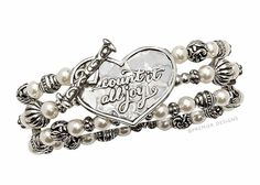 Premier Designs Count it all Joy bracelet from the 2014 Christmas collection! Biblically inspired!