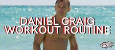 Daniel Craig Workout Routine and Diet Plan: Train like James Bond - Dip Workout, Push Up Workout, Daniel Craig Workout, Preacher Curls, Compound Exercises, Z Cam, Back And Biceps, Bench Press