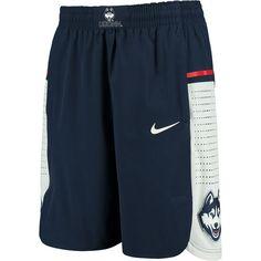 UConn Huskies Nike Authentic On-Court Performance Basketball Shorts - Navy - - $79.99