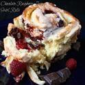 Chocolate Raspberry Jam Swirls