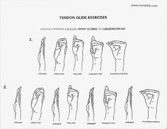 Frozen shoulder exercises- good website attached to the
