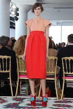 Delpozo RTW Fall 2013 - Slideshow - Runway, Fashion Week, Reviews and Slideshows - WWD.com
