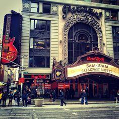 Hard Rock Cafe New York in New York, NY