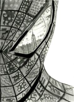Amazing+Spiderman+Drawings | the amazing spider man by ~feliperatinho on deviantART