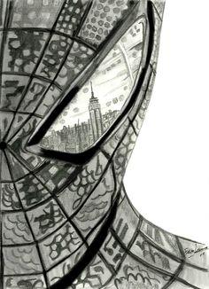 Amazing+Spiderman+Drawings | the amazing spider man by ~feliperatinho on deviantART