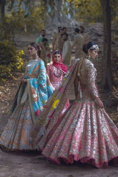 Ali Xeeshan Bridal Campaign, 2016 - High Fashion Pakistan