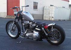 Harley-Davidson FXE Shovelhead Custom Bobber