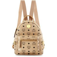 3fadea027e44 MCM Stark Side Stud Mini Backpack Mini Backpack