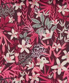 Liberty Art Fabrics Stanley D Tana Lawn | Fabric by Liberty Art Fabrics | Liberty.co.uk