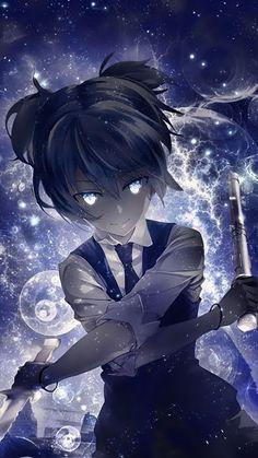 Nagisa-kun et son regard de tueur
