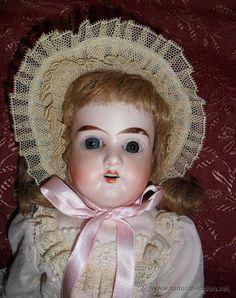 Muñeca antigua Ruth de WA Cissna & Co