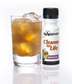 Cleanse away toxins and impurities the natural way with Cleanse for Life®. With no artificial colors or flavors, this synergistic blend of natural cleansing herbs and botanicals nourishes your body's systems to help boost metabolism and energy levels.