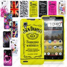 5pcs/lot Newest printed TPU soft Gel back case for Lenovo P780 With Free Screen Protector