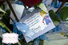 Pequeno Príncipe   Personalizados Yara Arte e Festa   Cartão rosa  http://www.facebook.com/yaraarteefesta