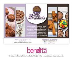 Publicidade Brenda Brigadeiro's