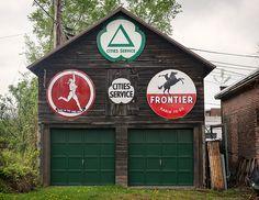 usa garage vintage - Google 検索