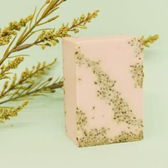 Australian Pink Seed Soap..